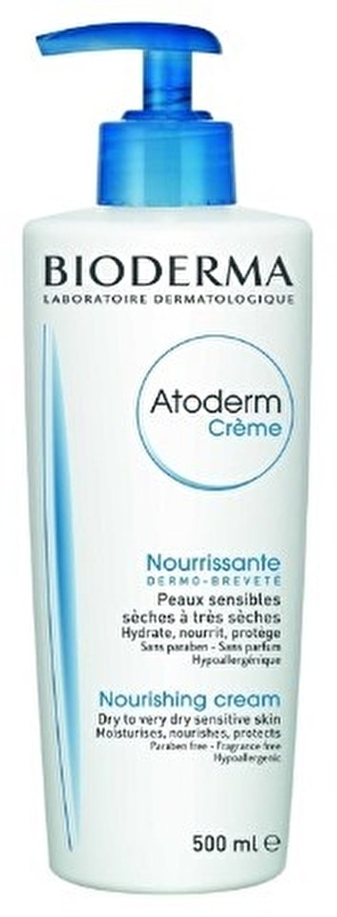 Bioderma BIODERMA Atoderm Cream 500 ml Renksiz